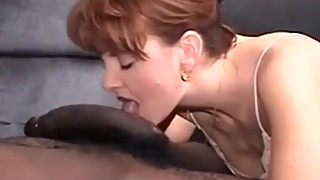 Class a wife with a big black cock, monster