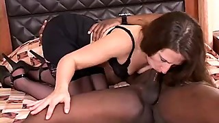 Big black dick slut frustration wife