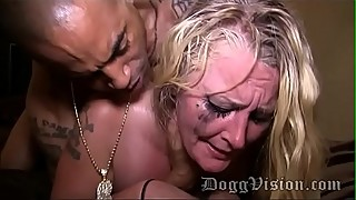Blonde 45y rimming milf climax several times.