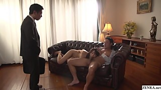 Cuckolding frankfurt airport mouth woman saki hatsumi subtitles