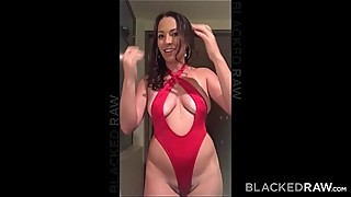 Blackedraw big ass woman loves rimming black men