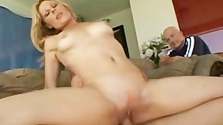 Loved watching wife got finger-fucked