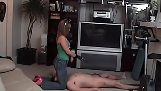 Wife sharon beating and torturing for a good man