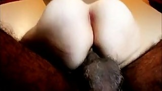 Hairy amateur wife starfish anus should be the other cocks dp swinger