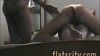 My wife and friend threesome