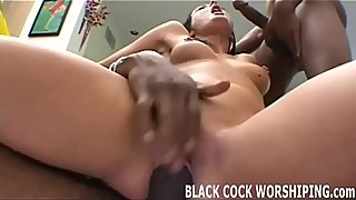 I'll take these two big black cocks at the same time