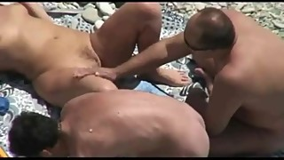 Nude beach cuckold wife 3