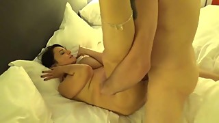 Sharing wife fuck and cumshot