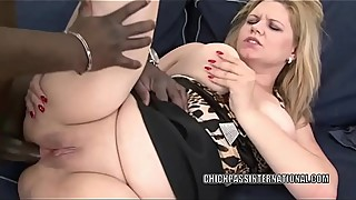European member receives via gaga jessica, thick ass