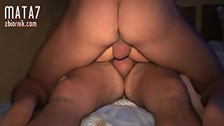 Wife loves double penetration.