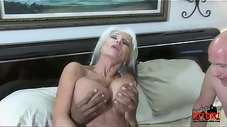 Hotwife slut fucks big black cock in front of his wife sally injured d039_angelo the average chuck.