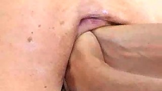 Double fist fucked extreme amateur whore