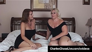 Milf charlie of chase asked the husband to fuck, chubby selah rain!
