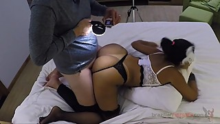 Brazilian hotwife, us, mr cuck - menage-a 6 - cécile,