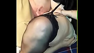 The old man of the mountain house-wife-anal-holes. your husband's video.
