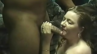 Meet insatiable hot wife first big black cock for her pleasure