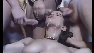 Wife gangbanged by husband s business partner
