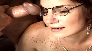 A trio of a hotwife swinger