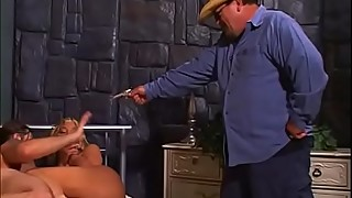 Sheriff039_s big tits wife caught immediately after a tough-to-action mouth