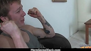 Big black cock destroys amateur housewife, to 5