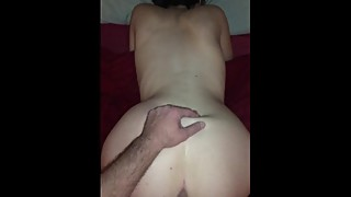 Weak off the wife is concerned, it's shared for the first time by if the penis big