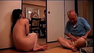 Japanese wife cuckold in front of the blind husband (full: bit.ly/2pqv2fl)