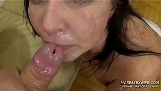 Fucking the various cocks and piss