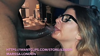 Sexy woman big black cock surprise