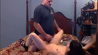 Wife catches all the slut wife fucking big black cock vibrator and the outer part 3