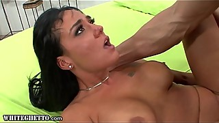 Whiteghetto horny husband and wife best big cock!