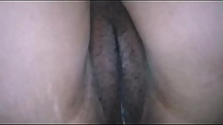 The last indian-fuck-up-drip of her creamy pussy to orgasm
