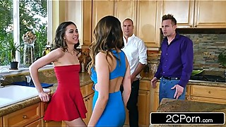 Cause women of she to moore amp_ riley reid: swap the man to a party