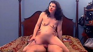 A man starts smoking, whore wife fuck a big black cock in ass and she loves it part 2