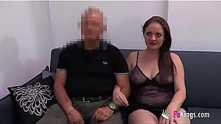 Cuckold fantasies: he wants to see her wifer fuck black cock